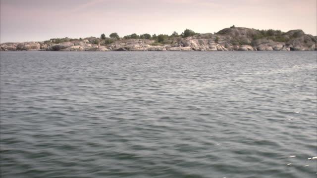 Stockholm archipelago Sweden.