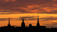 Stockholm City, Old town, Sweden, Scandinavia.
