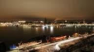 Stockholm Night - Timelapse