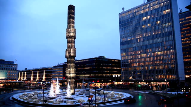 Stockholm Nightshot