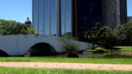 Stone Bridge in Porto Alegre City