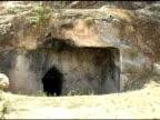 Stone Tomb in Jerusalem