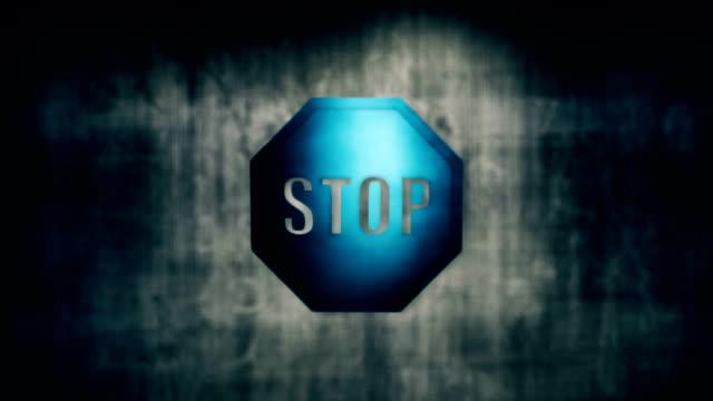 Stop Sign, Danger, Climate Change, Stop Polution