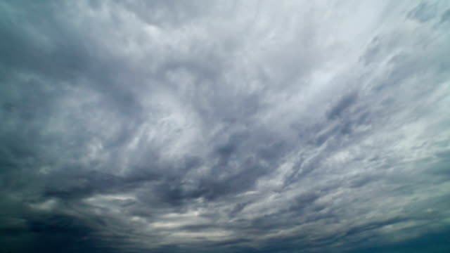Storm and Cloudscape, Time lapse