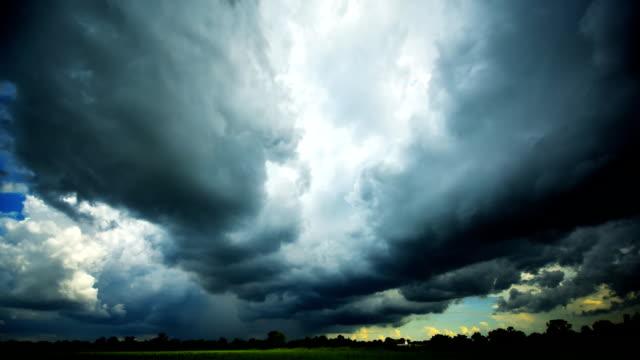 Wolken Zeitraffer