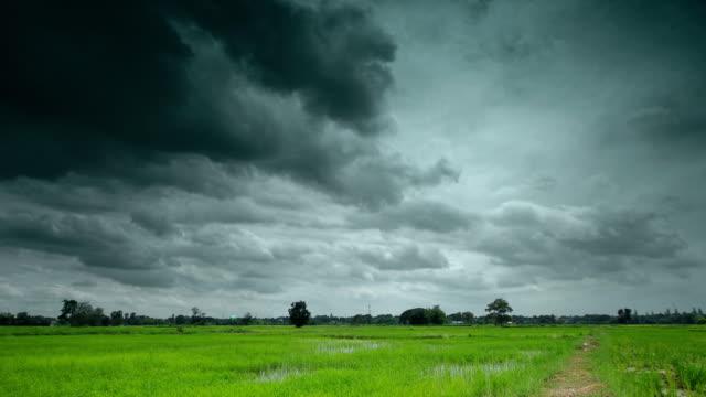 Tempesta nubi