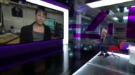Labour calls on government to launch new climate change risk assessment ENGLAND London GIR EXT Caroline Lucas MP LIVE 2WAY interview from Brighton SOT