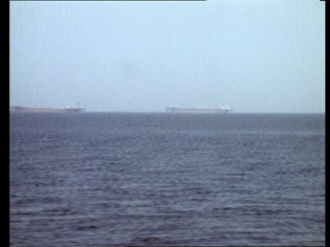 Straits of Hormuz GV PAN tankers at sea