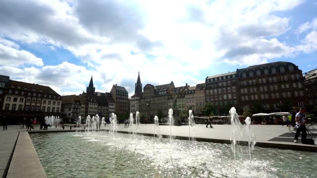 Strasbourg in France
