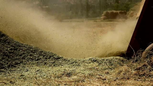 SLOW MOTİON - Straw Harvesting