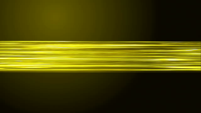 Streaks of Yellow - Motion Background