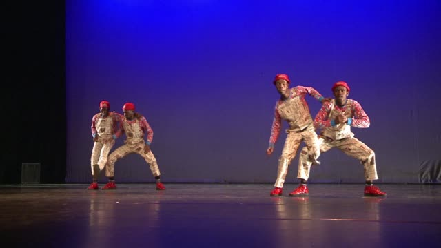 Street Beat a new program of the South African festival Dance Umbrella selected 12 groups of hip hop isibujwa and pantsula to showcase their work on...