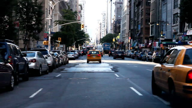 NYC Street Car Lapse