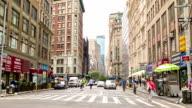 Street in new york, USA
