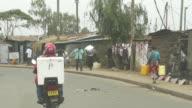 Street in Uganda