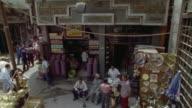 MS, PAN, Street market, Cairo, Egypt