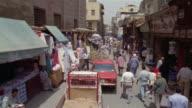 HA, PAN, Street market, Cairo, Egypt