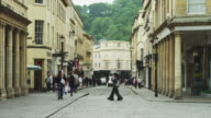 WS Street scene / Bath,Somerset, UK