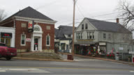 Street Scene Main Road