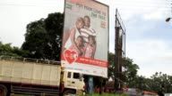 Street sign in Kampala reads 'Put Your Love to the Test'