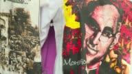 Street vendors have a field day on Salvadoran archbishop Oscar Romero's beatification