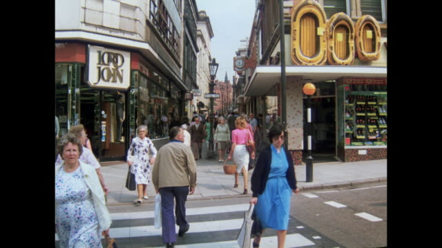 1981 - Streets and Architecture of Nottingham