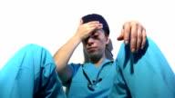 Stress im hospital