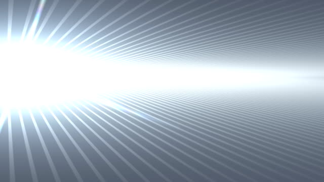 Gestreiftes Horizon Silber