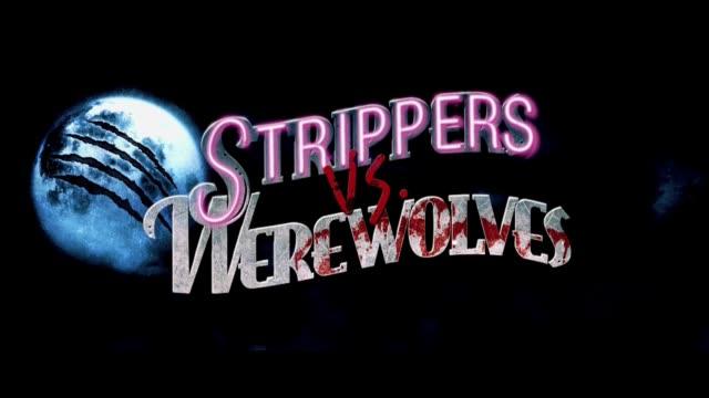 Strippers vs Werewolves World Premiere London UK