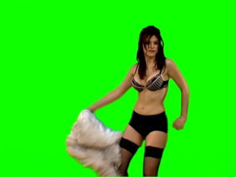 striptease artist