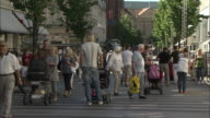 Strolling, Arhus, Denmark