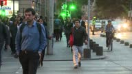 A strong 71 magnitude earthquake rattled central Chile on Monday US geologists said
