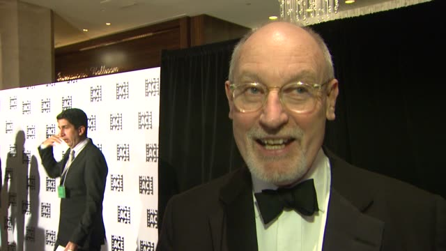 INTERVIEW Stuart Baird on being at the event at 63rd Annual ACE Eddie Awards at The Beverly Hilton Hotel on February 16 2013 in Beverly Hills...