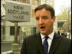 reward offered for information Scotland Yard Detective Inspector Andy Redwood interview SOT appeals for witnesses concerning Stuart McMahon murder