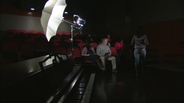 WS DS Student audition, Brooklyn, New York City, USA