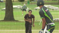 Students at a school near Watford stepped up to the wicket today when the Australian Cricket Team stopped by for a friendly match In a warm up for...