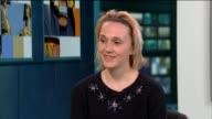 Student's shocking photographs highlight her battle with anorexia ENGLAND London GIR INT Jennifer Hamer STUDIO interview SOT