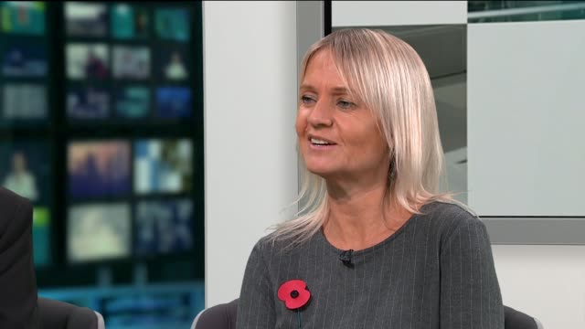 Study finds HPV vaccination may reduce number of smear tests needed ENGLAND London GIR INT Sarah Williams and Mandy Parker LIVE STUDIO interview SOT