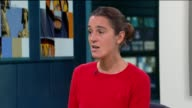 Study finds no link between breastfeeding and higher IQ ENGLAND London GIR INT Dr Sophie Von Stumm LIVE STUDIO Interview SOT Denise Sumpter LIVE...