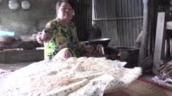 rice paper rules in foodobsessed Vietnam where hungry diners have spurned factorymade versions for homespun ones propping up a thriving cottage...