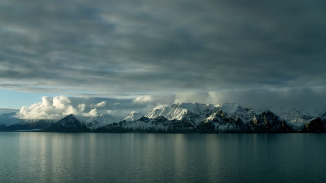 Stunning Coastal Landscape In The Arctic