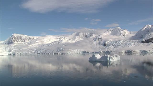 Stunning wide shots of Antarctica icebergs Antarctica Icebergs on March 07 2013 in Antarctica