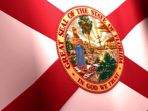 Stylized Florida Flag