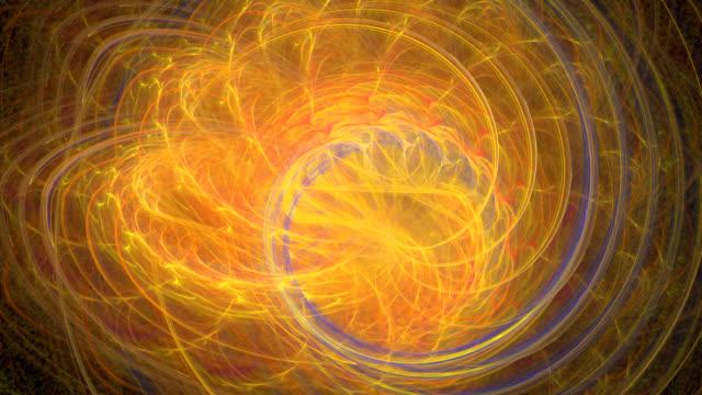 Subatomic particles concept