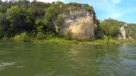 Submerging on Buffalo River