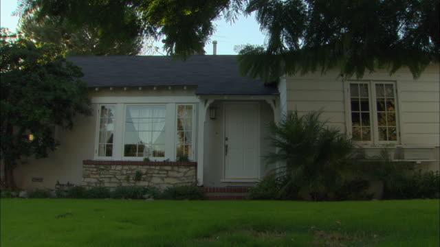 MS, Suburban house, Studio City, Los Angeles, California, USA