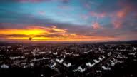 AERIAL : Suburban Houses