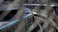 Subway at Bastille station in Paris France