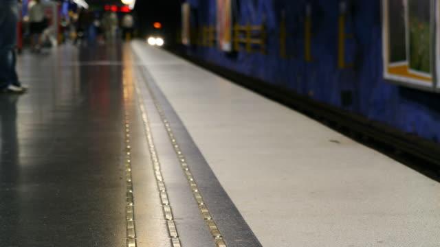 Subway Time Lapse