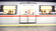 Subway train (HD)